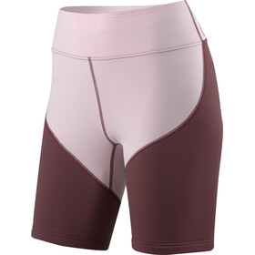 Houdini W's Mix Mid Tights Mulberry Red